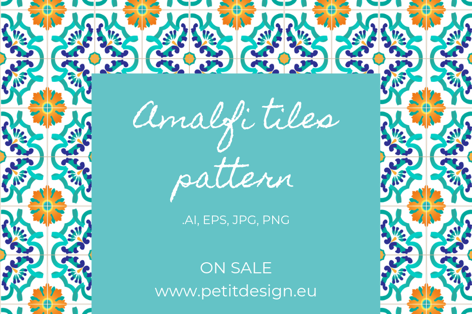 Amalfi Tiles pattern
